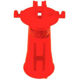 Universal Cone Adaptor - Orange