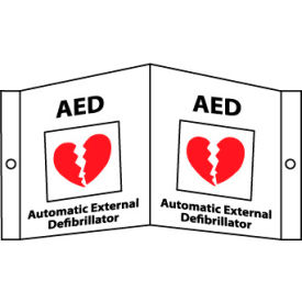 Facility Visi Sign - AED