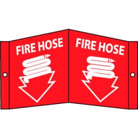 Fire Visi Sign - Fire Hose