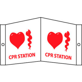 Facility Visi Sign - CPR Station