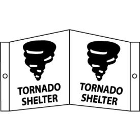 Facility Visi Sign - Tornado Shelter