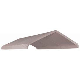 "12x30 Canopy White Replacement Cover for 2"" Frame"