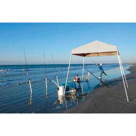 ShelterLogic, 22571, Sport Pop-up Canopy Slant Leg Cover 8 ft. x 8 ft. White