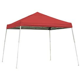 8x8 S L Popup Canopy - Red Cover w/Black Bag