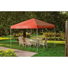 ShelterLogic, 22738, Pro Pop-up Canopy Straight Leg Cover 10 ft. x 10 ft. Terracotta