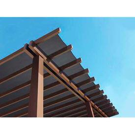 ShelterLogic, 25640, ShadeLogic Shade Cloth 15 ft. x 6 ft. Black