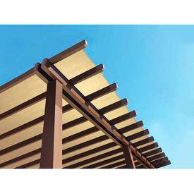 ShelterLogic, 25710, ShadeLogic Shade Cloth 15 ft. x 6 ft. Sand