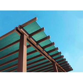 ShelterLogic, 25712, ShadeLogic Shade Cloth 15 ft. x 6 ft. Evergreen