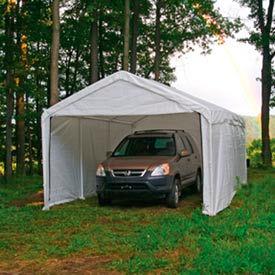 30x40 White Canopy Enclosure Kit