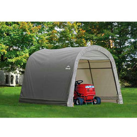 Merveilleux ShelterLogic, 70435, Shed In A Box 10x10x8 Ft. RoundTop Storage