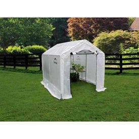 ShelterLogic, 70600, GrowIt® Backyard Greenhouse 8 ft. x 6 ft. x 6-1/2 ft