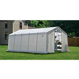 ShelterLogic, 70684, GrowIt Greenhouse-In-A-Box Pro Peak-Style 12 ft. x 20 ft. x 8 ft.