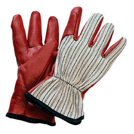Worknit HD Supported Nitrile Gloves, NORTH SAFETY 85/3729L, 12-Pair