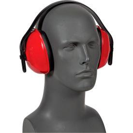 Howard Leight™ QM24+® Lighweight Dielectric Headband Earmuffs, QM24PLUS, NRR 25
