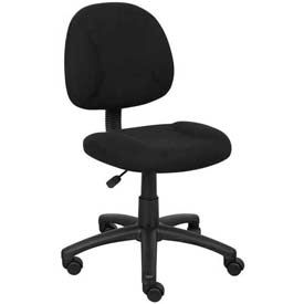 Deluxe Posture Chair Black
