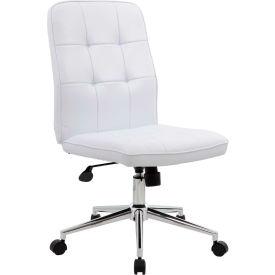 Boss Modern Office Chair - White