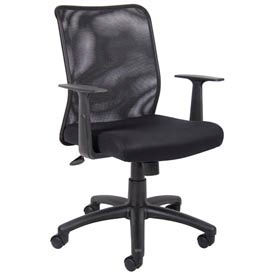 Basic Mesh Task Chair With Arms
