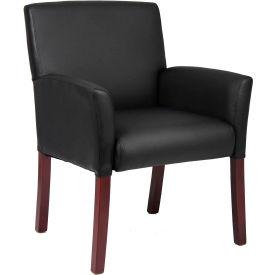 Medium-Back Caressoft™ Guest Chair - Black