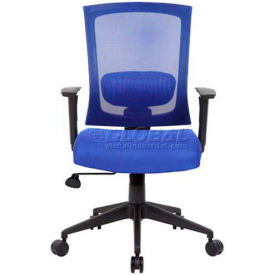 Boss Mesh Task Chair - Blue