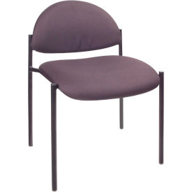 Diamond Stacking Chair - Gray
