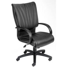 High Back Chair - Black