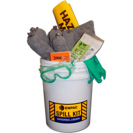 ENPAC® 5 Gallon Econo Safety Pail Spill Kit - Universal, 13-5PKU