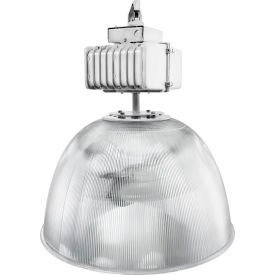 """Neptun 19150-PC-UNV 150W 22"""" Polycarbonate Induction High Bay with open reflector (no lens)"""