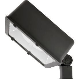 """Neptun 38150-UNV-SF 150W 16"""" Square Induction Flood with Slip Fitter mount"""