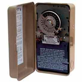 NSI 1847AWL 120V SPST 10A 7 Day Momentary + Reserve Power