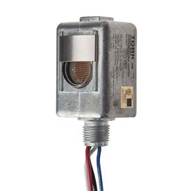 NSI 2107 120/277V 2000W SPST Conduit Mount Die Cast Zinc