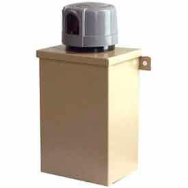 NSI TORK® 5404-3A 3 Pole Contactor w/Turn Lock Photocontrol, 208-240V, Resistive/Ballast/LED 40A