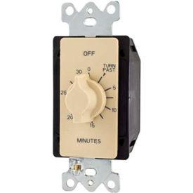 NSI TORK® A530M 30 Min. Timer, 125-277V, SPDT, Ivory