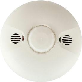 NSI TORK® COS-L2T 360-Degree Dual Technology Low Voltage Occupancy Sensor, White