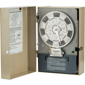 NSI TORK® W400BL 120V 4PST 7 Day With Reserve Power