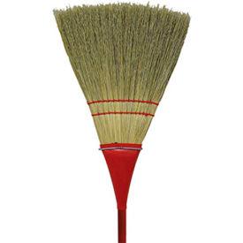 O-Cedar Commercial Kleenette 100% Corn Broom 6/Case - 2104-6 - Pkg Qty 6