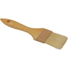 "O-Cedar Commercial 2"" Flat Paint & Varnish Brush, Boar 12/Case - 27280 - Pkg Qty 12"