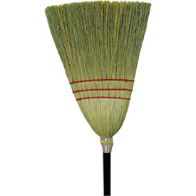 O-Cedar Commercial Maid's Corn Broom 6/Case - 6103-6 - Pkg Qty 6