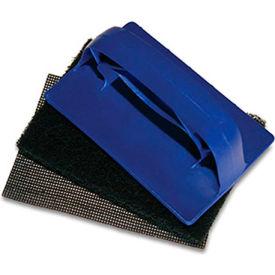 O-Cedar Commercial MaxiRough® Grill Screen, Blue 200/Case - 93188 - Pkg Qty 200