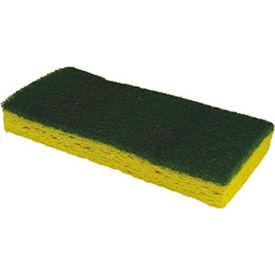 O-Cedar Commercial Scrubbing Sponge, Medium Master Pack 40/Case - 96146-M - Pkg Qty 40