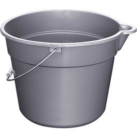 O-Cedar Commercial MaxiRough® All-Purpose Bucket 10 Qt. 24/Case - 96970 - Pkg Qty 24
