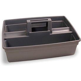 O-Cedar Commercial MaxiRough® Maid's Caddy Gray 6/Case - 96981 - Pkg Qty 6
