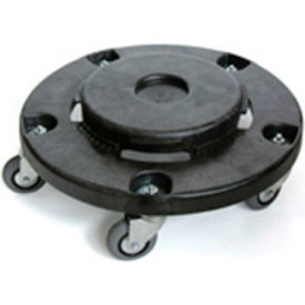 O-Cedar Commercial MaxiRough® Universal Dolly, Black 2/Case - 97000 - Pkg Qty 2