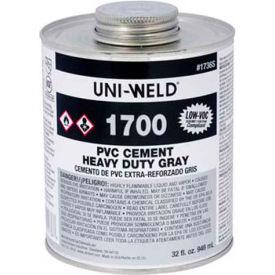 Oatey 1756S Cement PVC Heavy Duty Gray Cement 8 oz. - Pkg Qty 24