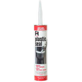 Hercules 25215 Plastic Seal - Cartridge 10.3 oz. - Pkg Qty 12
