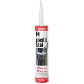 Hercules 25215 Plastic Seal - Cartridge 10.3 oz. - Pkg Qty 12