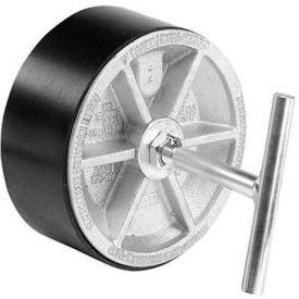 "Cherne 272949 6"" T-Handle Gripper Plug 1/4"" Bypass 17 PSI, 40FT, Aluminum"