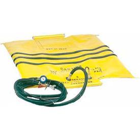 "Cherne 277134 Pillow Style Test Ball -Plug - 21"", Urethane"