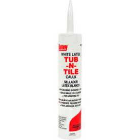 Oatey 30236 Silicone Sealant, Clear - Cartridge 10.1 oz. - Pkg Qty 12