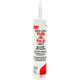 Oatey 30237 Silicone Sealant, White - Cartridge 10.1 oz. - Pkg Qty 12