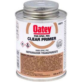 Oatey 30751 Clear Primer 8 oz., NSF Listed - Pkg Qty 24